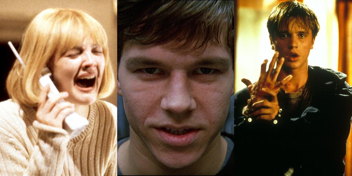 horror movies 90s teen screenrant 90 ranked
