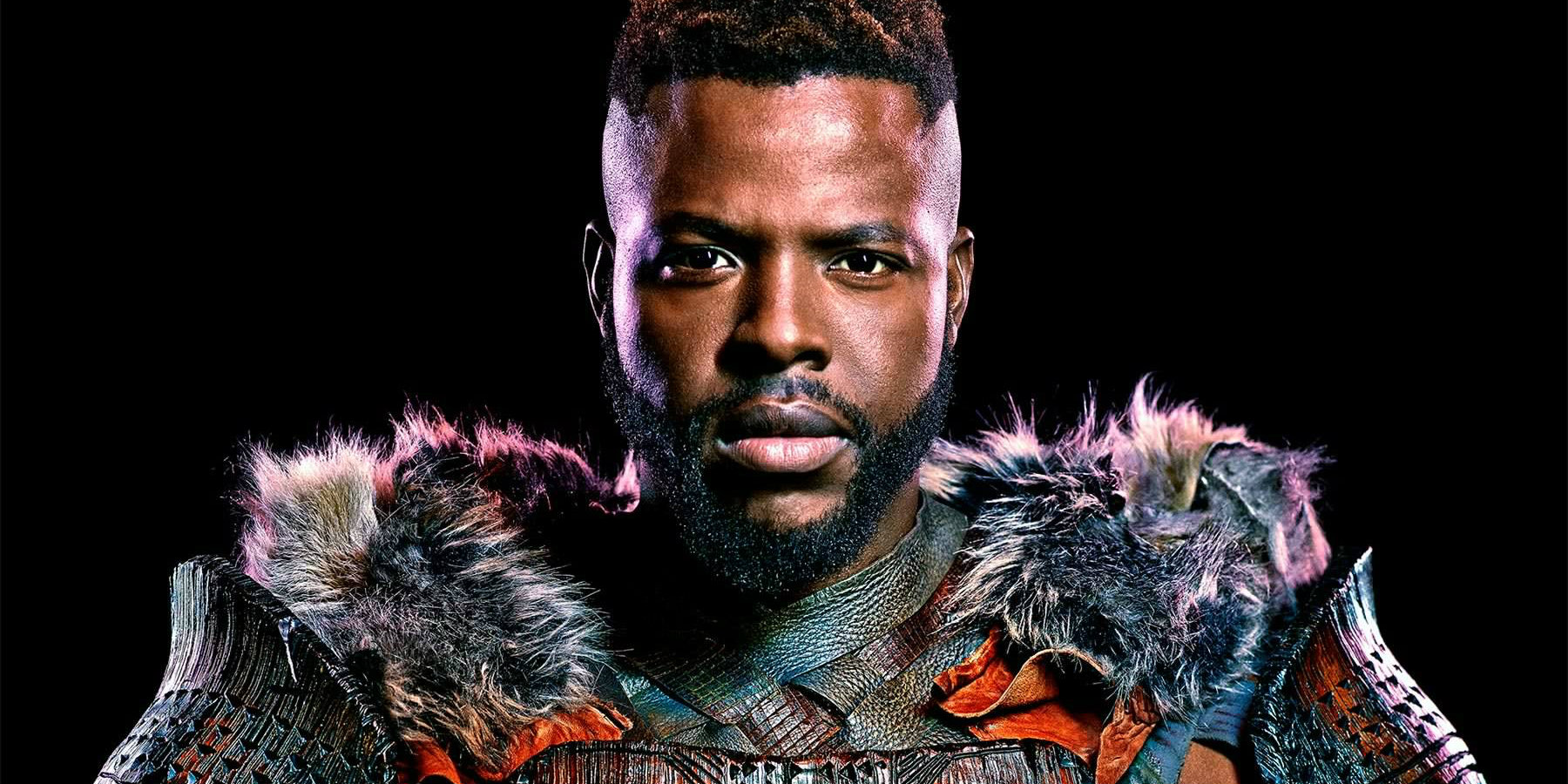 Image result for black panther winston duke