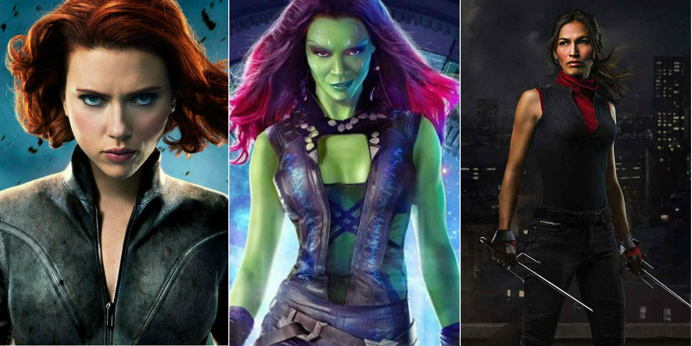 20 hottest women in the mcu  ranked
