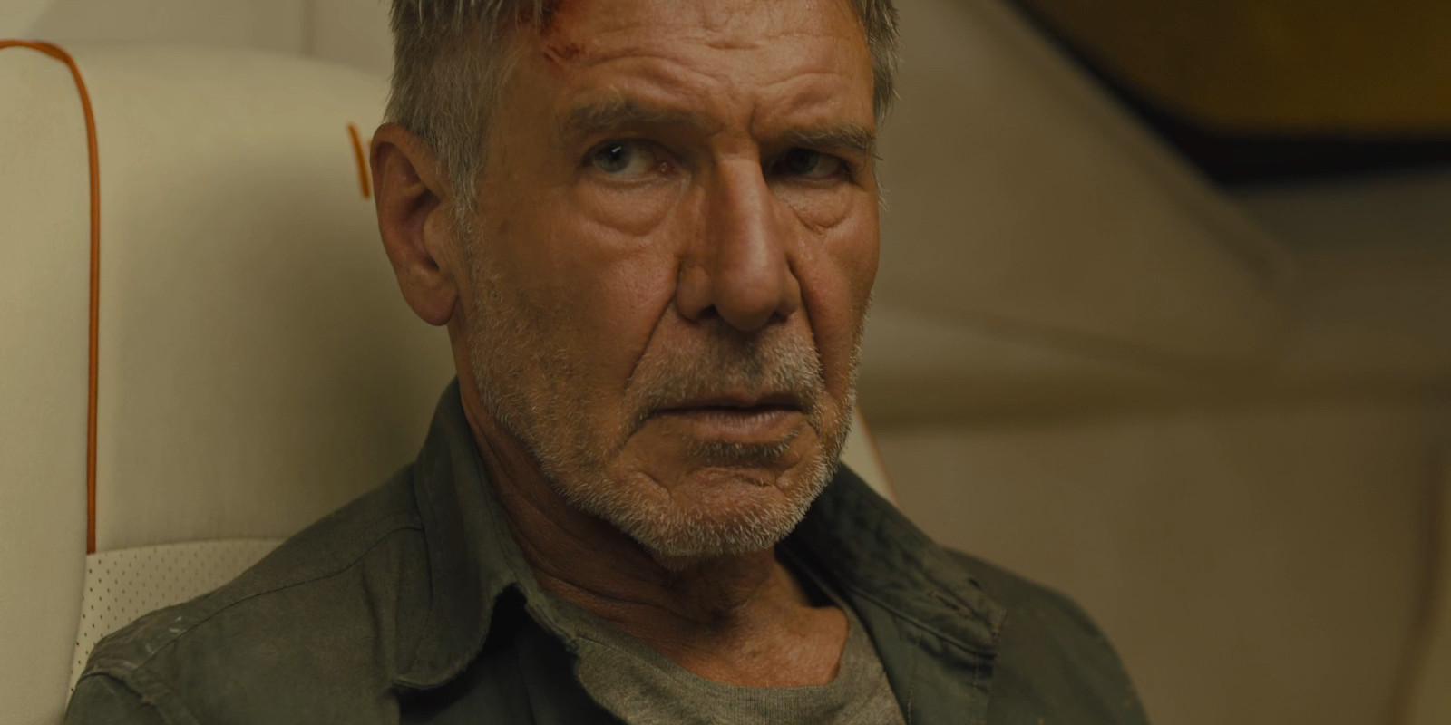 Blade Runner Harrison Ford On Deckard Replicant Theory
