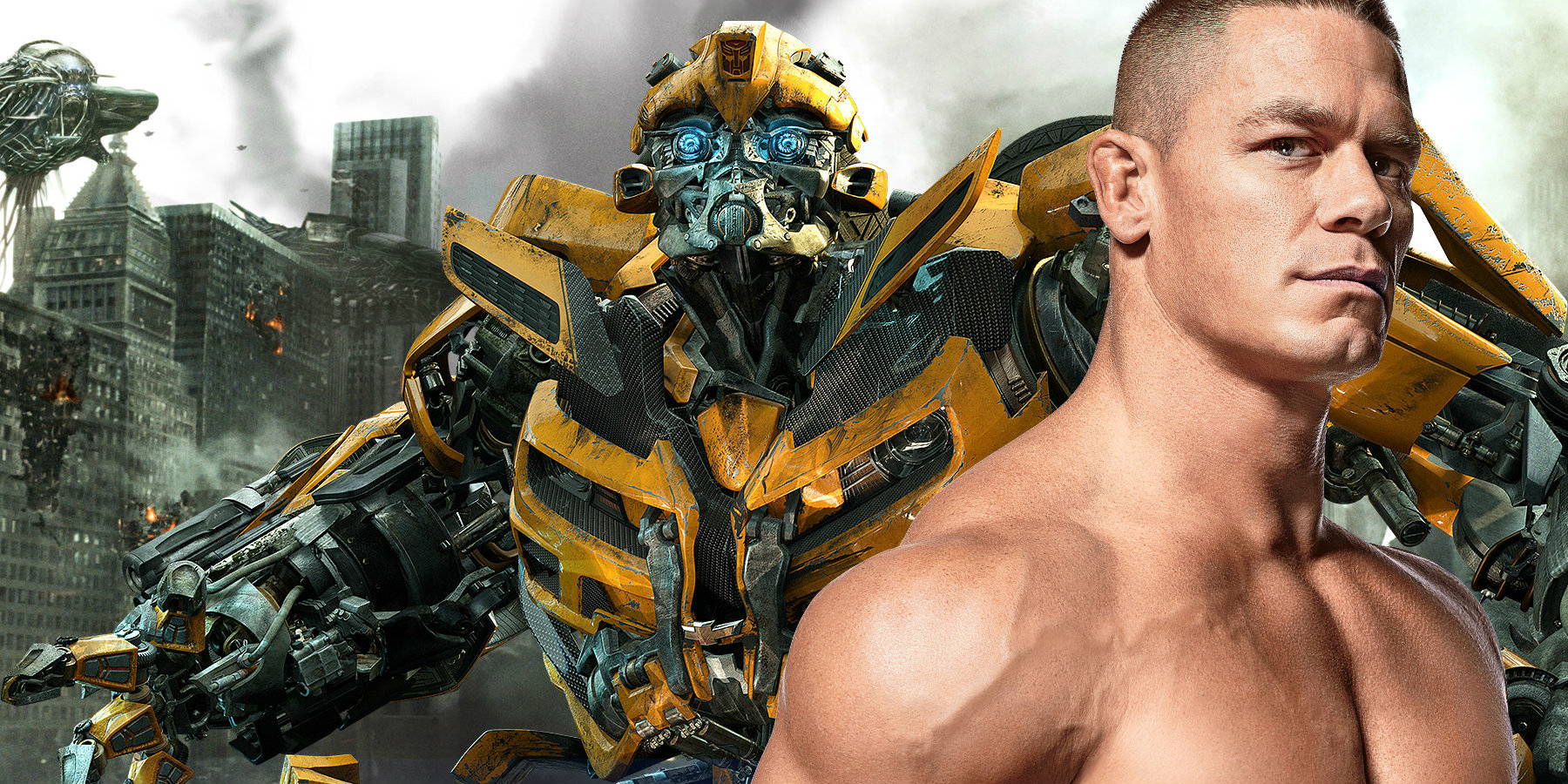 Image result for bumblebee john cena movies
