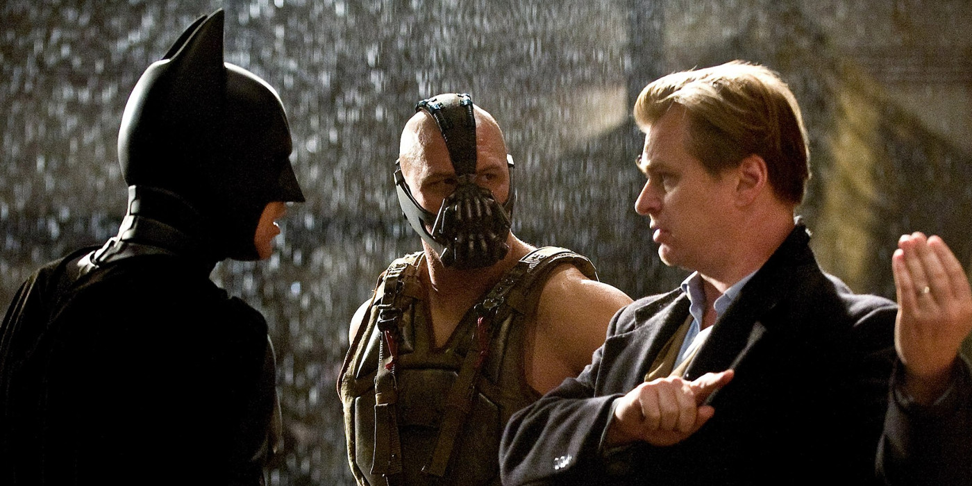 Chris Nolan Directs TDKR