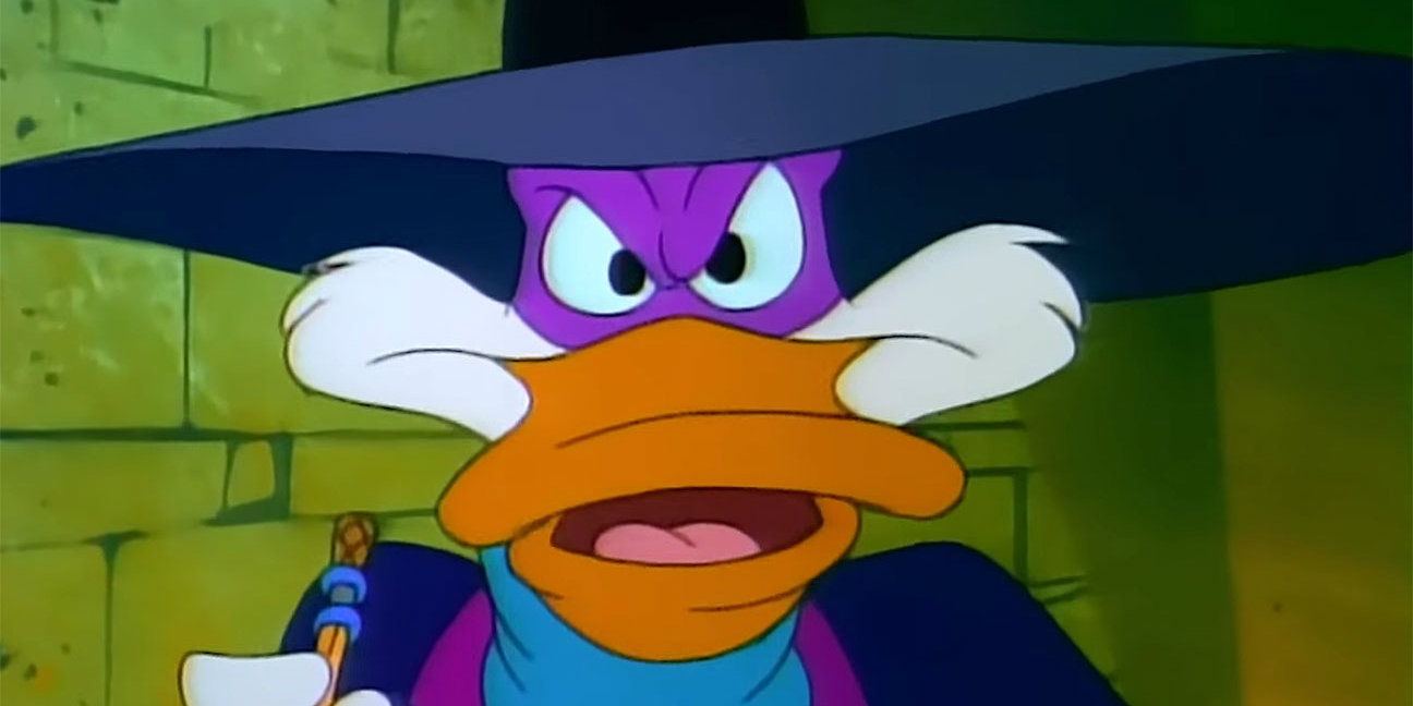 darkwing duck will be a part of ducktales screen rant