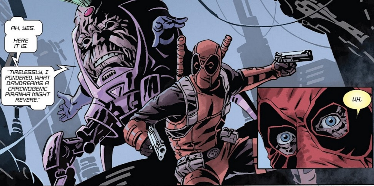 Why Deadpool Kills The Marvel Universe Again Screenrant