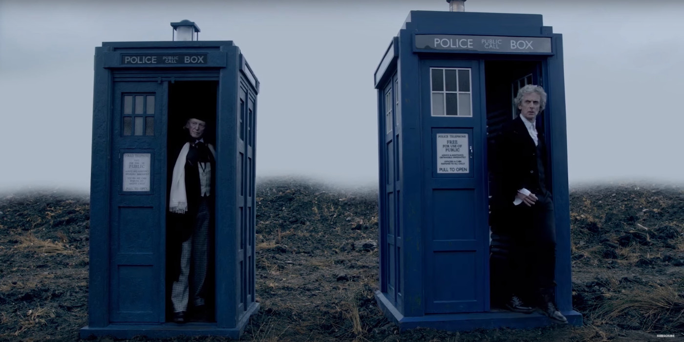 Doctor Who Christmas Special Trailer   Screen Rant