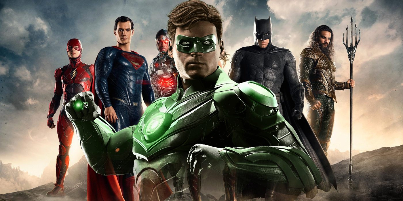 justice league where is the dceu s green lantern
