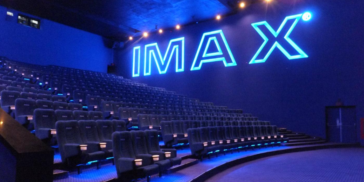Imax D Movies