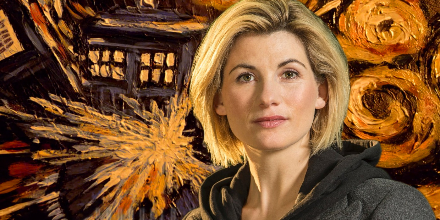 Jodie Whittaker in Doctor Who and the TARDIS Exploding
