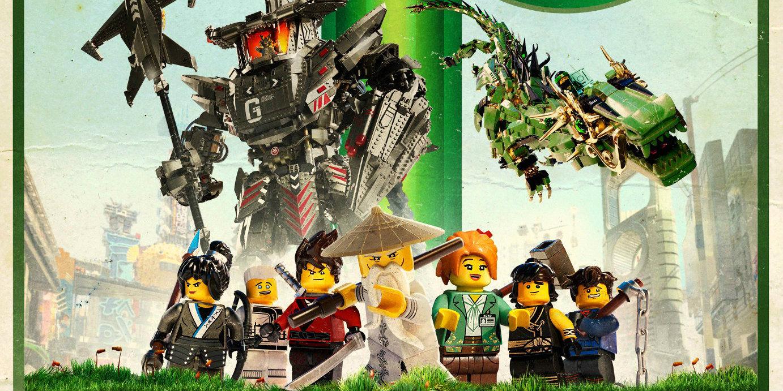 The LEGO Ninjago Movie Gets a New Trailer | Screen Rant