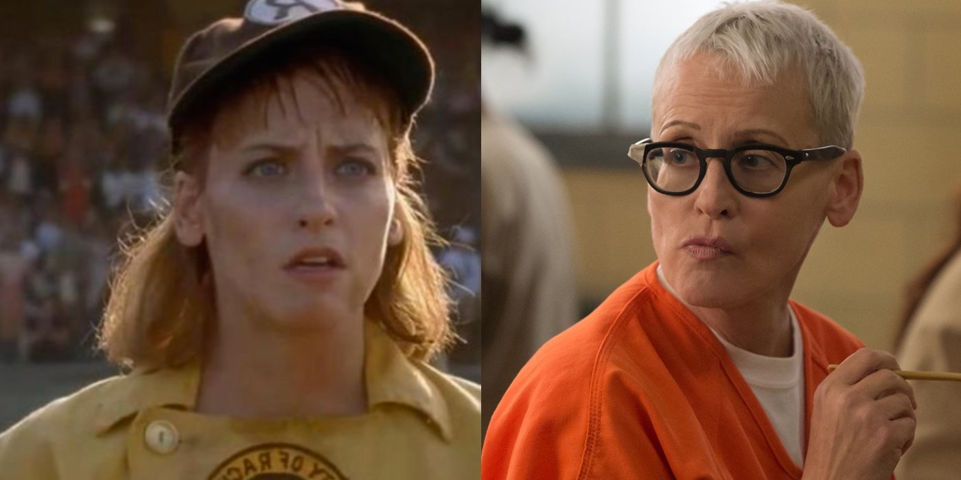 Where Are They Now? A League Of Their Own Cast | Screen Rant