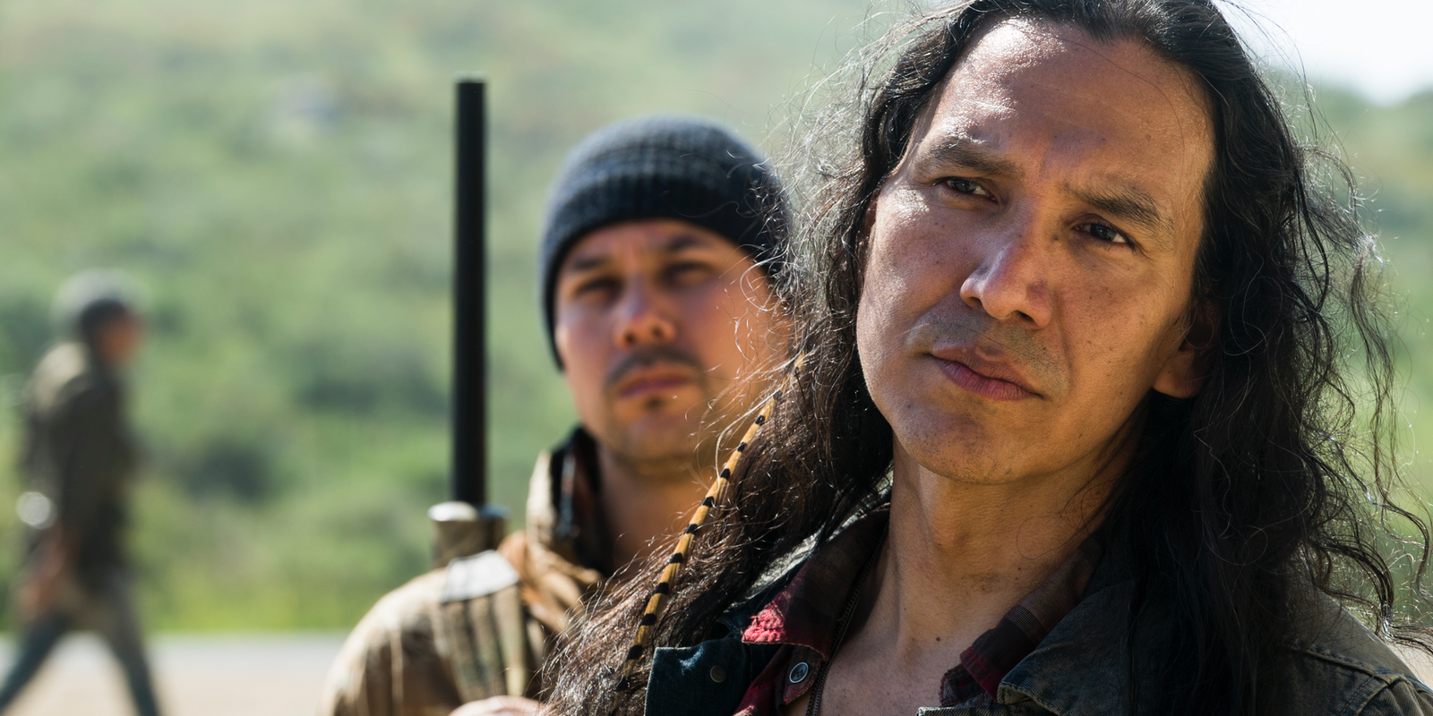 Michael Greyeyes as Qaletaqa Walker in Fear the Walking Dead
