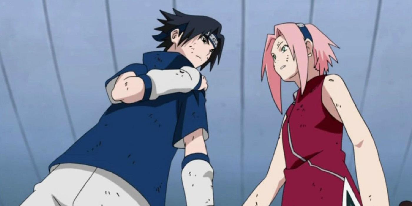 Naruto Chunin Prüfung