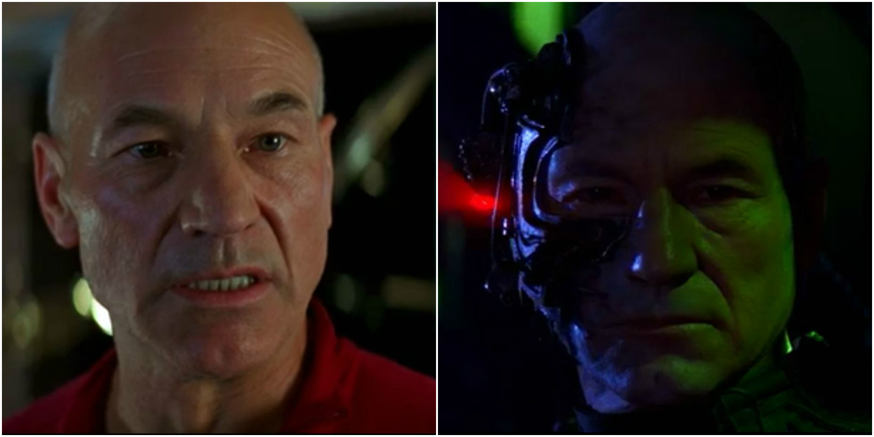 Picard WTF Feature Star Trek: 15 Most Inappropriate Things Captain Picard Has Done