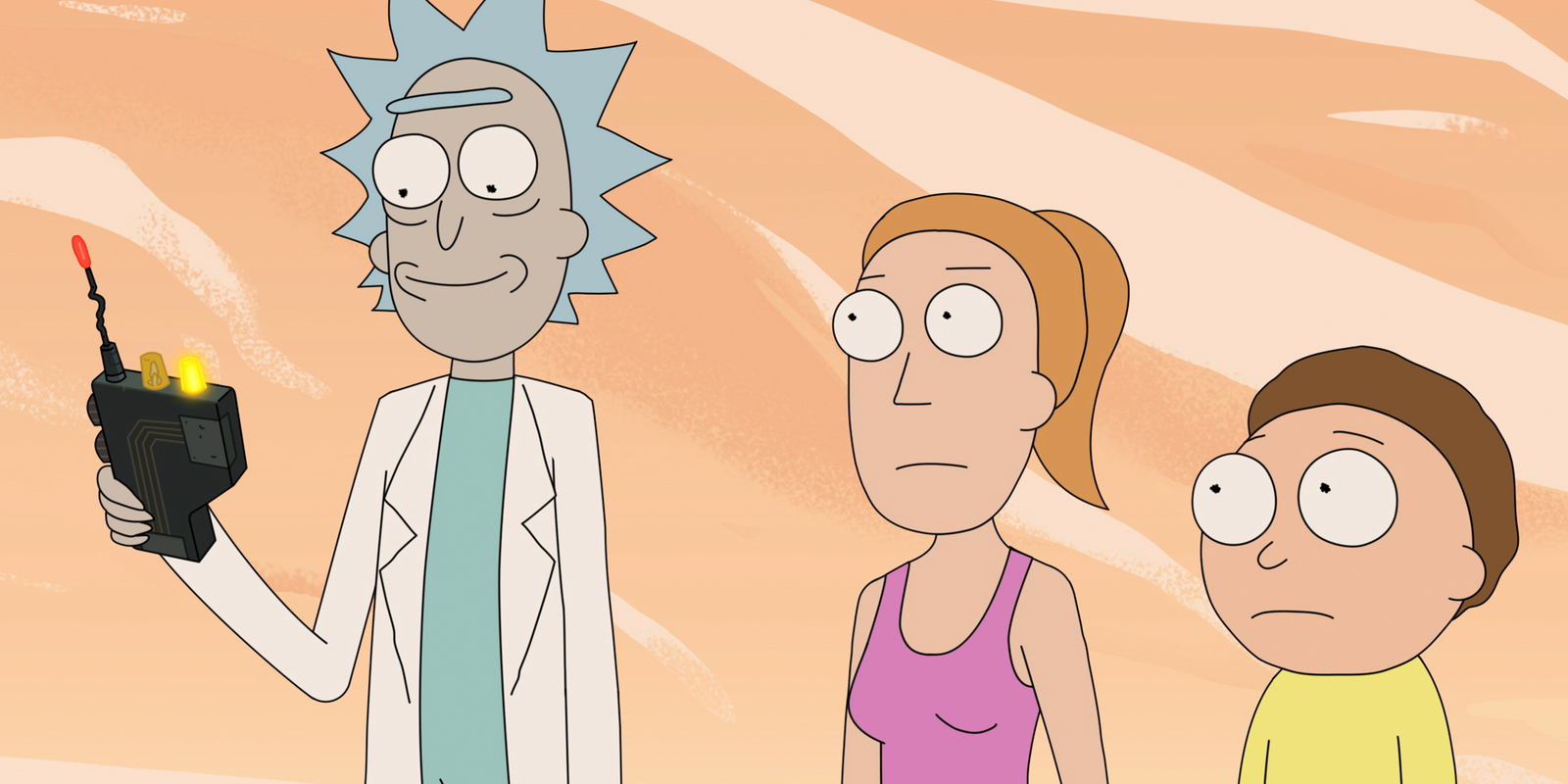 Rick And Morty Goes Mad Max In Season 3 Premiere