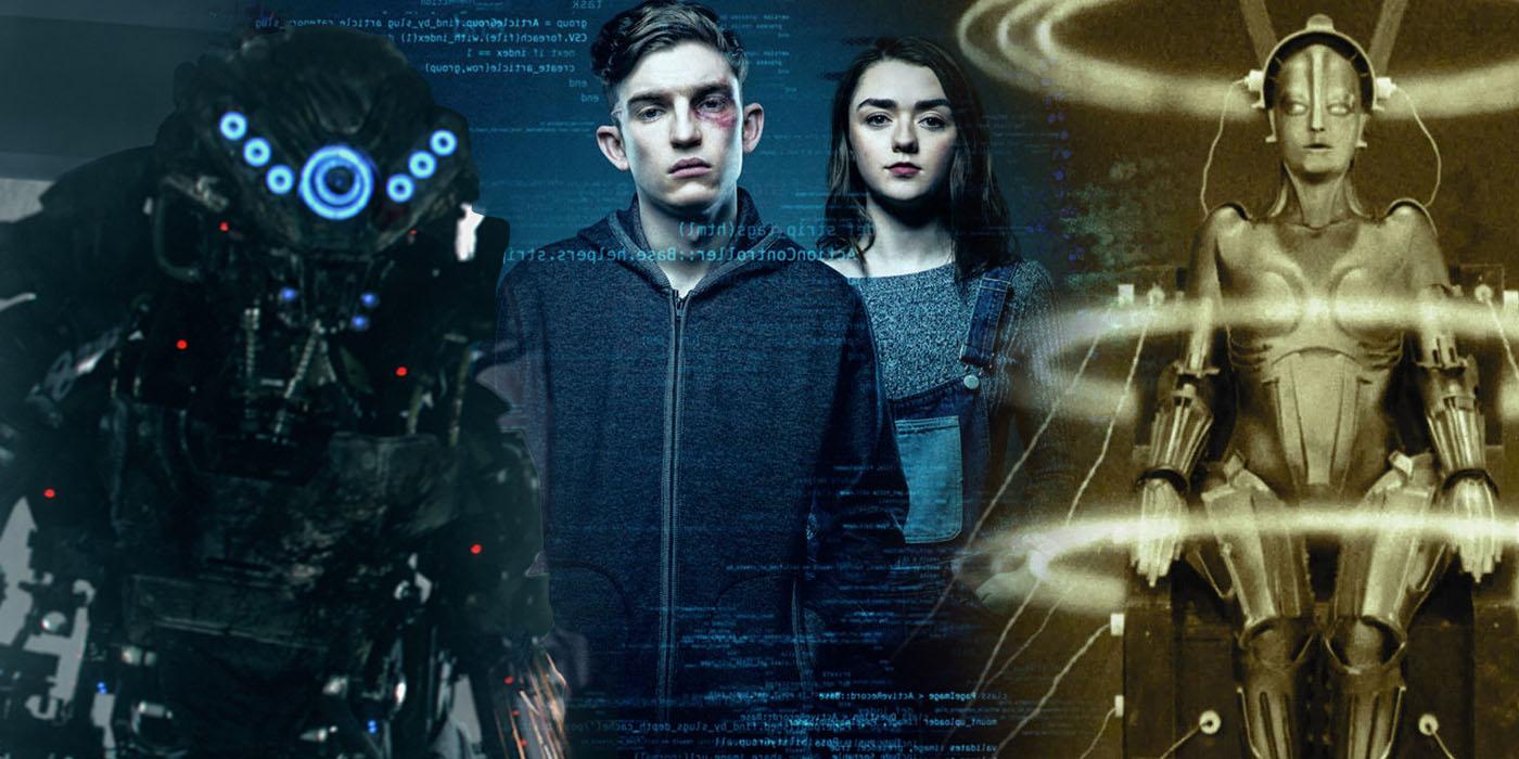 Netflix Sci-Fi Filme