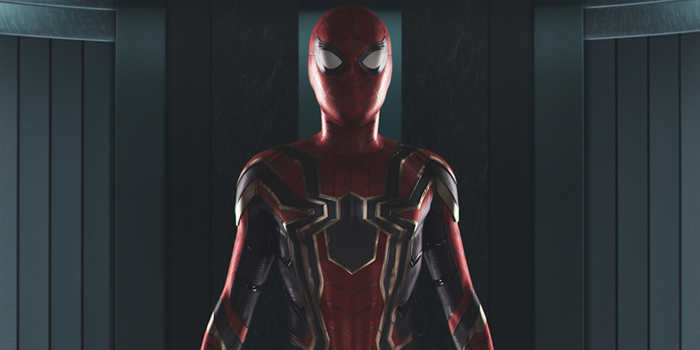 Image result for new spiderman suit homecoming