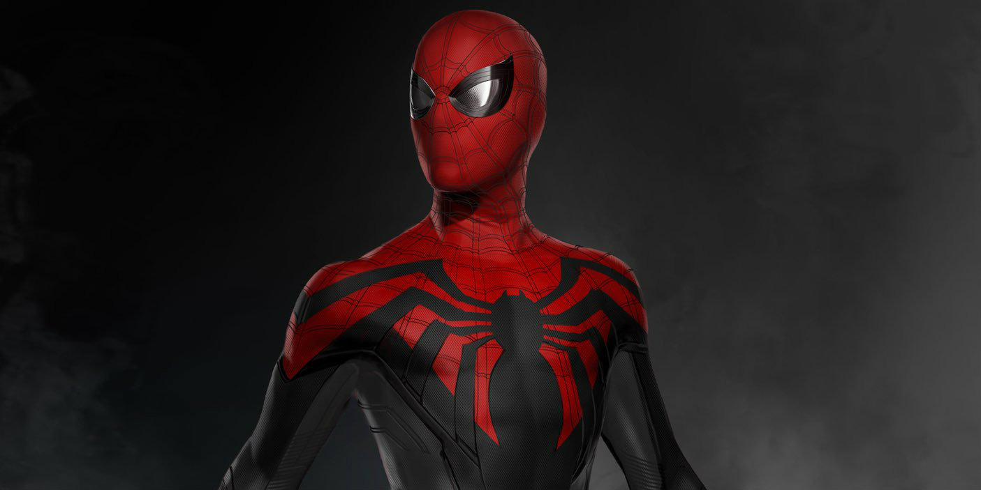 Alternate Design For Spider-Man In Homecoming