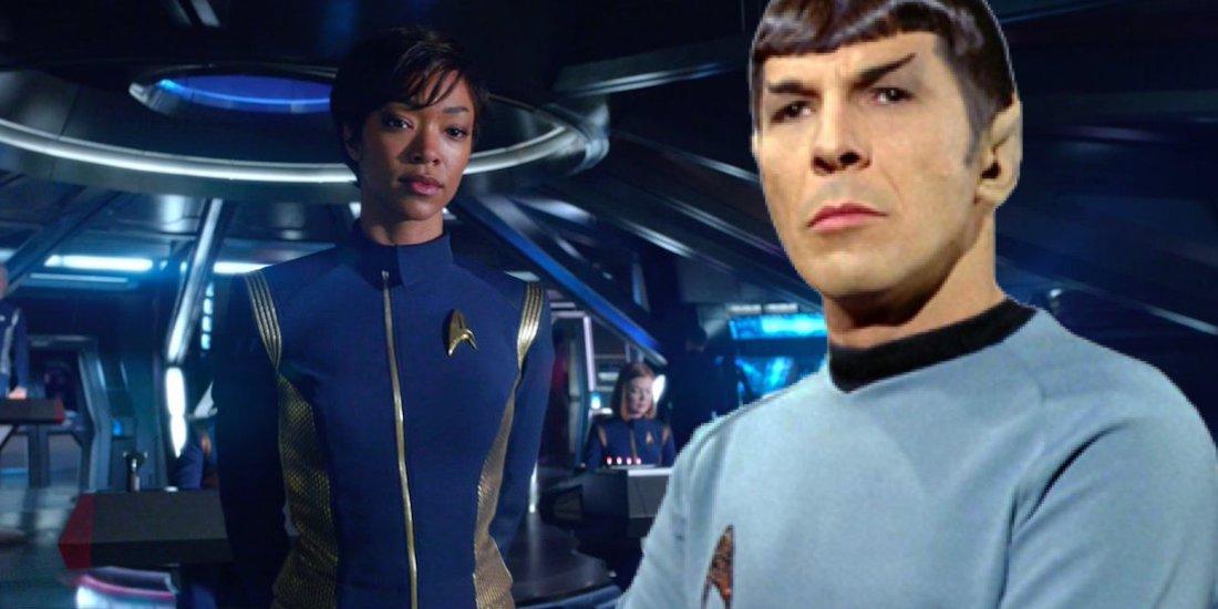 First Star Trek Discovery Trailer Screen Rant   Autos Post