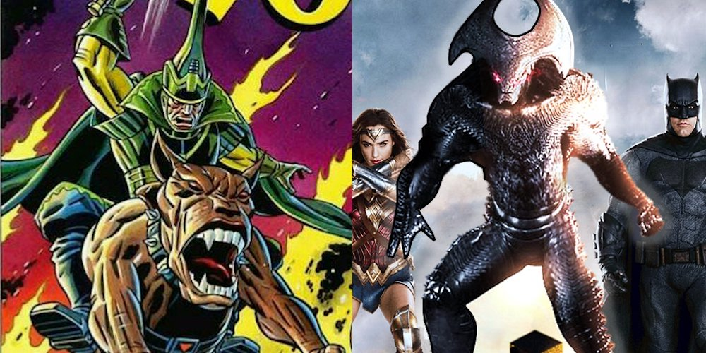 Steppenwolf: History Of Justice League Villain | Screen Rant Steppenwolf