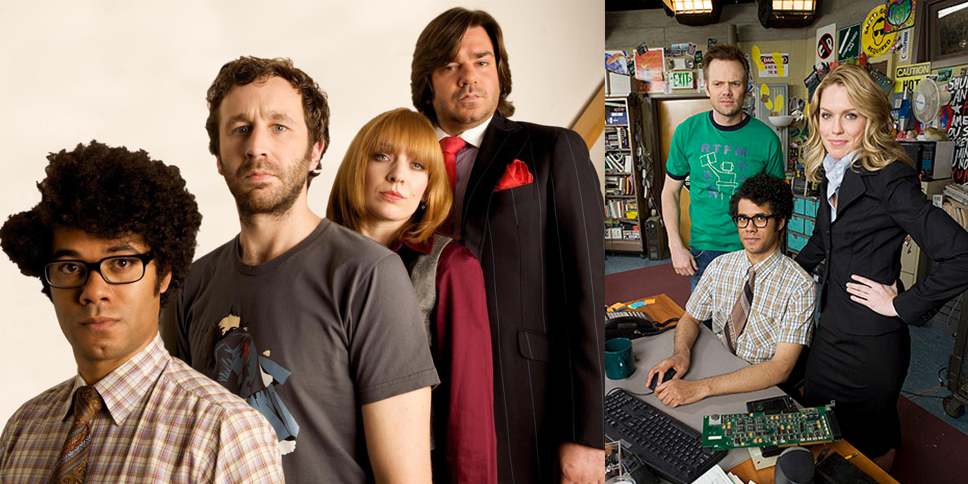 The IT Crowd Original and Remake