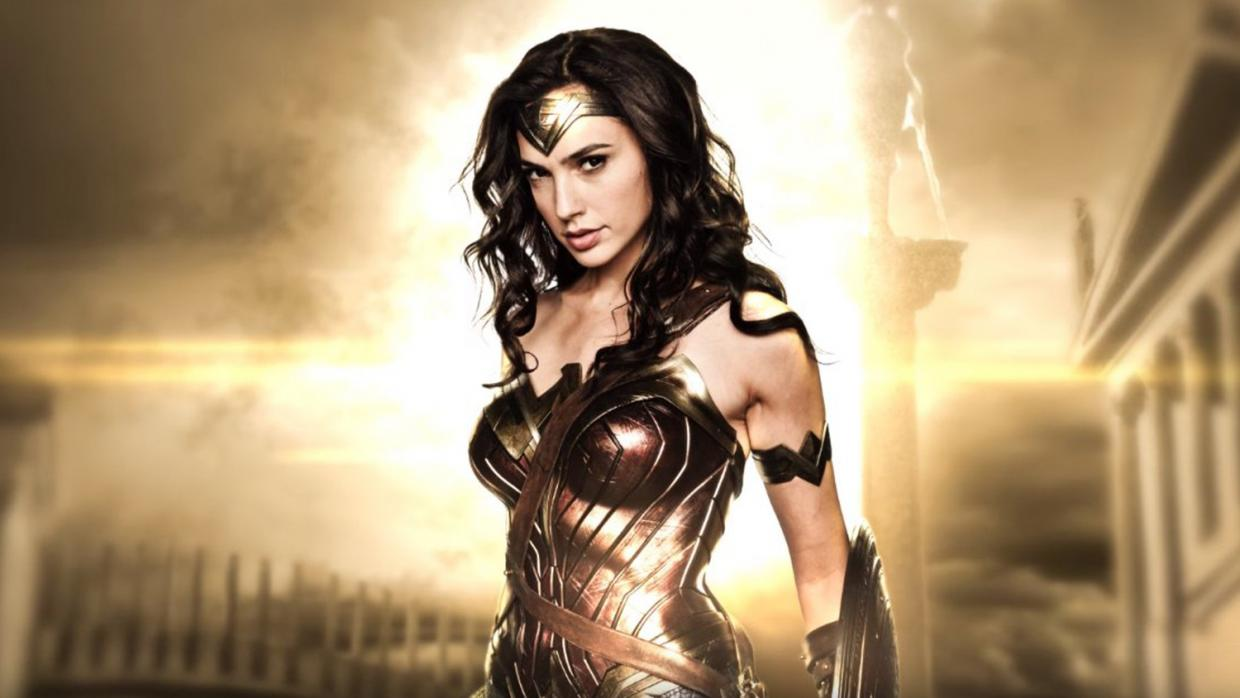 Wonder Woman Gal Gadot in Wonder Woman