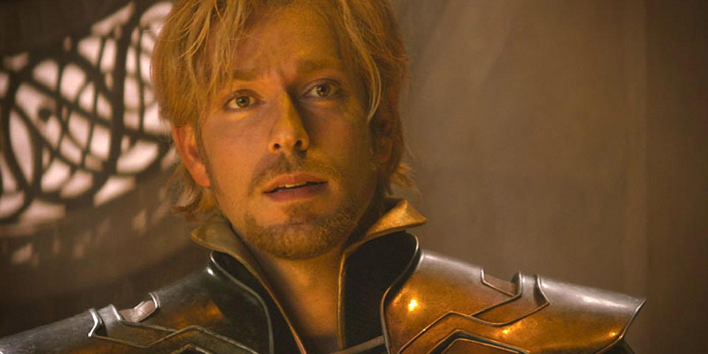 Fandral's Last Line Was Cut From Thor: Ragnarok