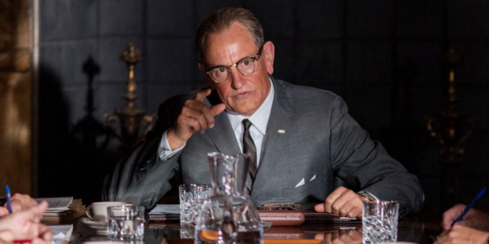 See Woody Harrelson in First LBJ Trailer   Screen Rant
