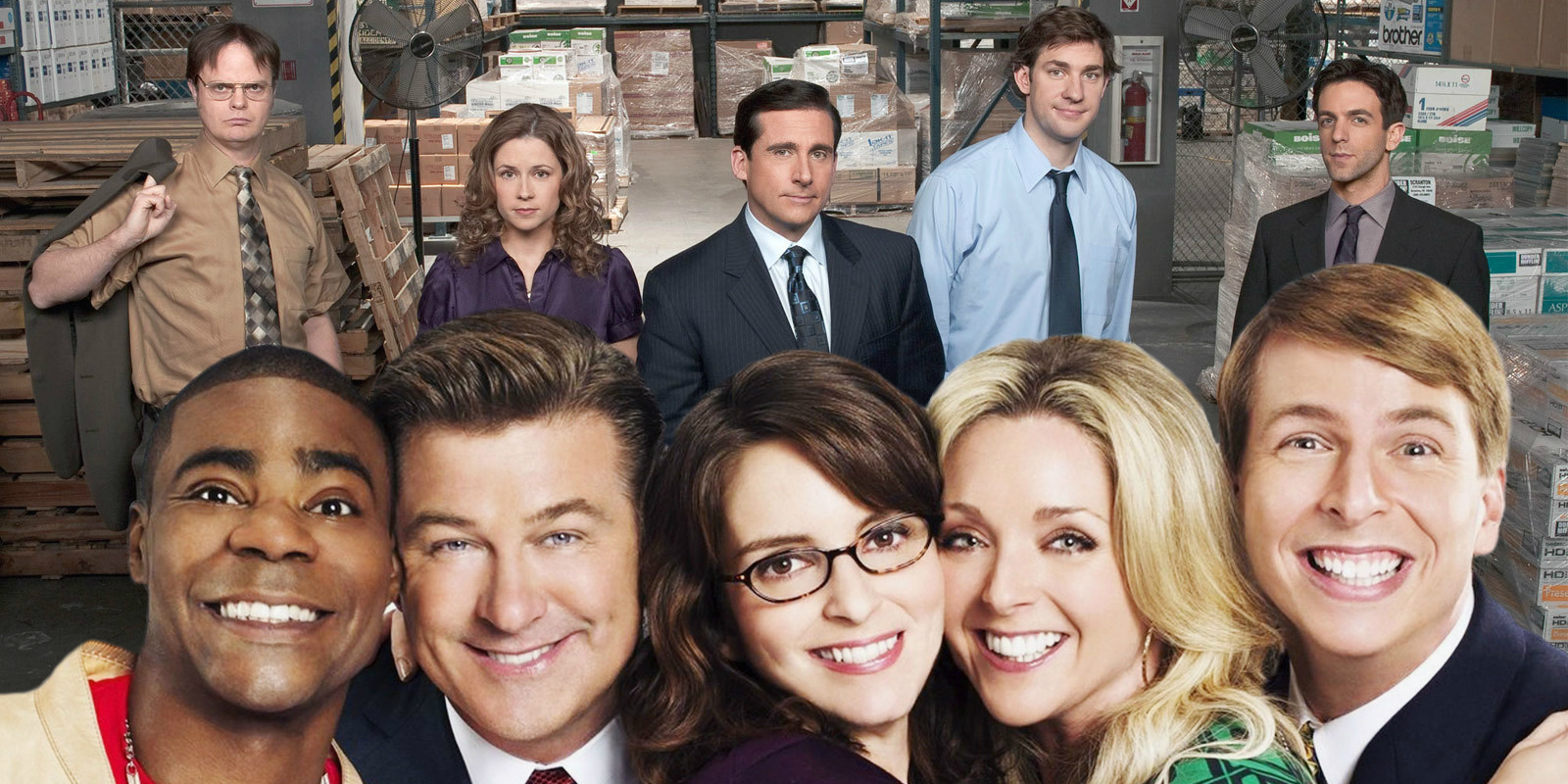 Nbc interested in the office 30 rock revivals - The office american version ...