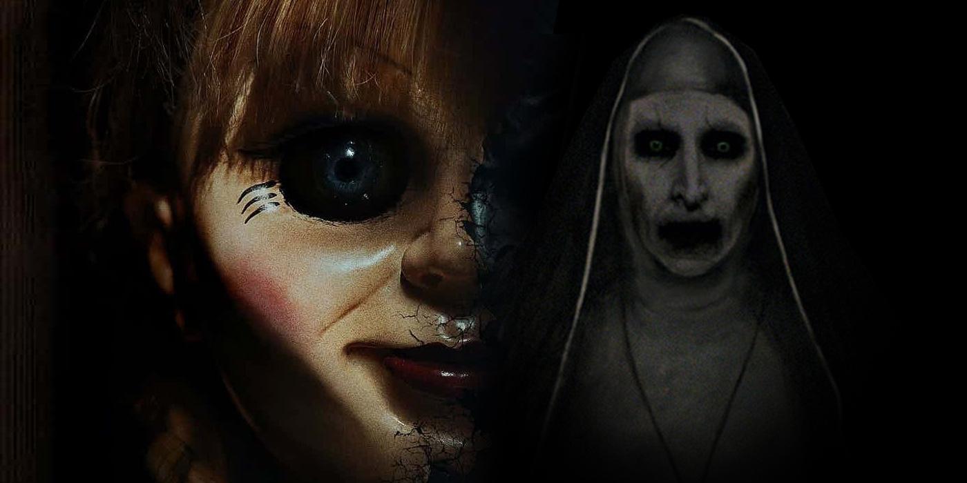 Annabelle Creation and The Nun