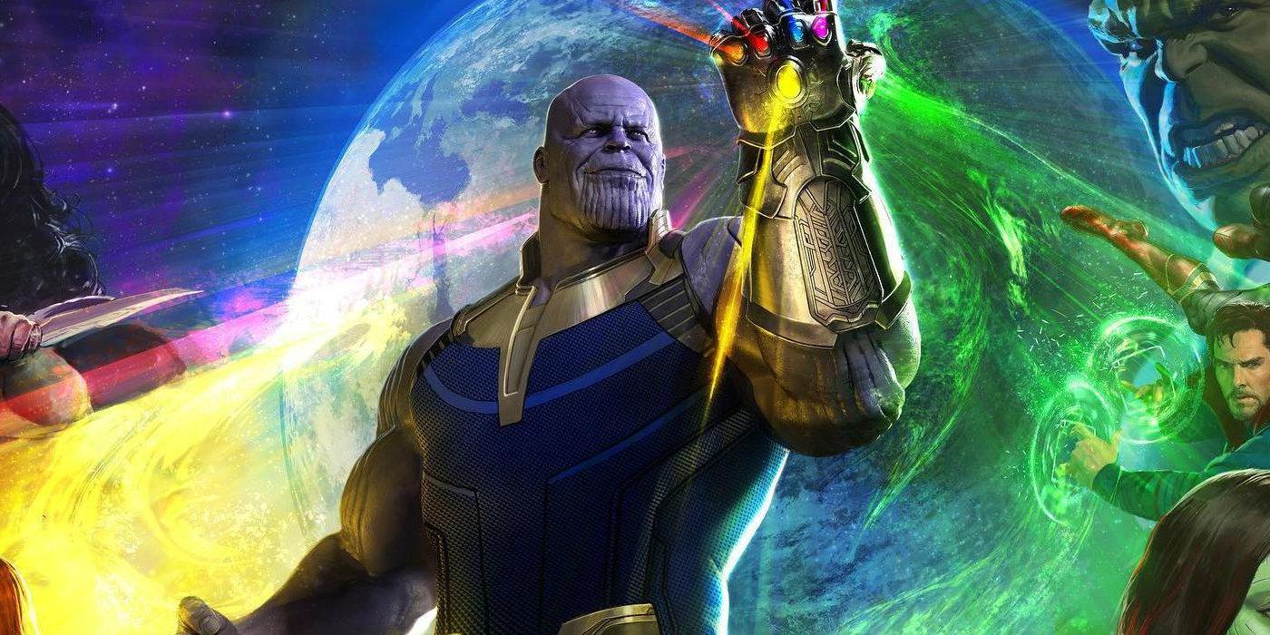 Avengers Infinity War Cast Confirmed