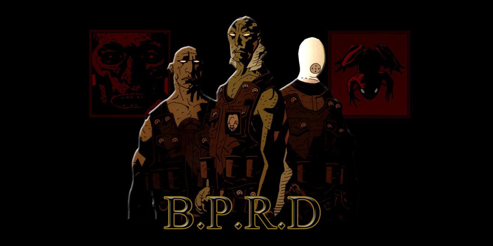 BPRD Hellboy