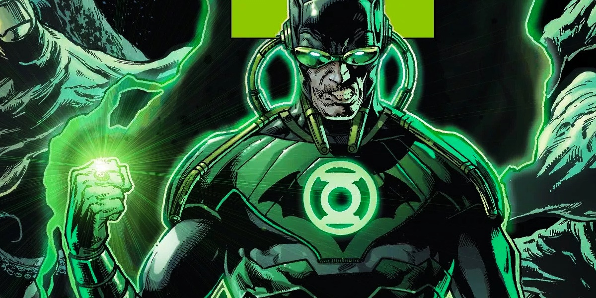 meet dcs evil green lantern batman screen rant