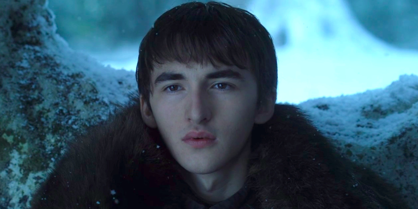 Bran Stark at Winterfell