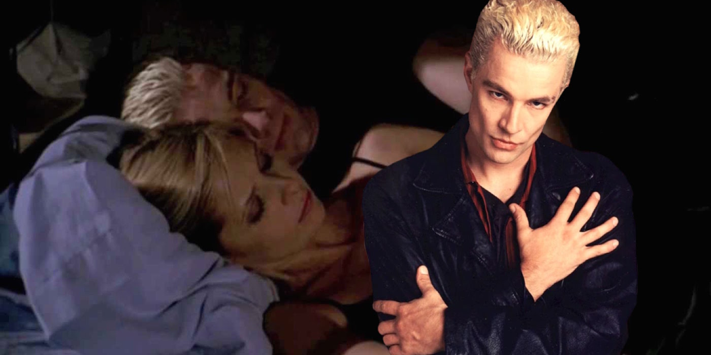 Does Buffy Hook Up With Spike