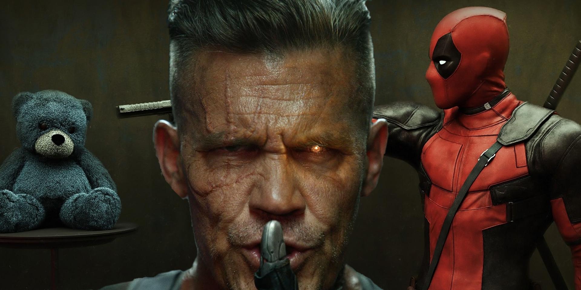 Deadpool 2 Movie Villain