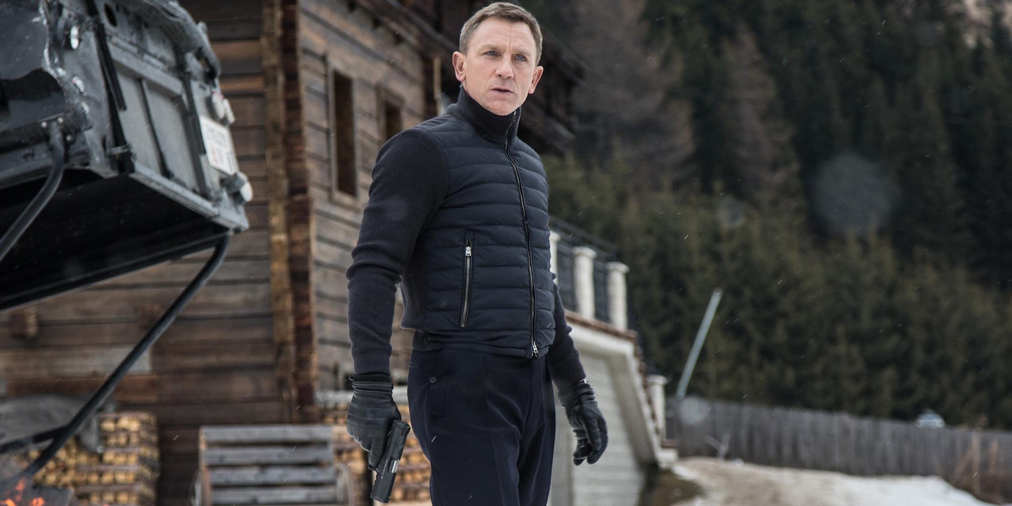 Rumor: Daniel Craig Eyed For Villain in Gambit