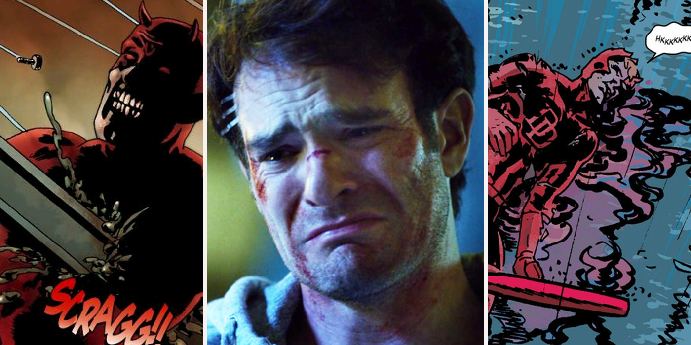 Daredevil's 15 Most Brutal Injuries, Ranked