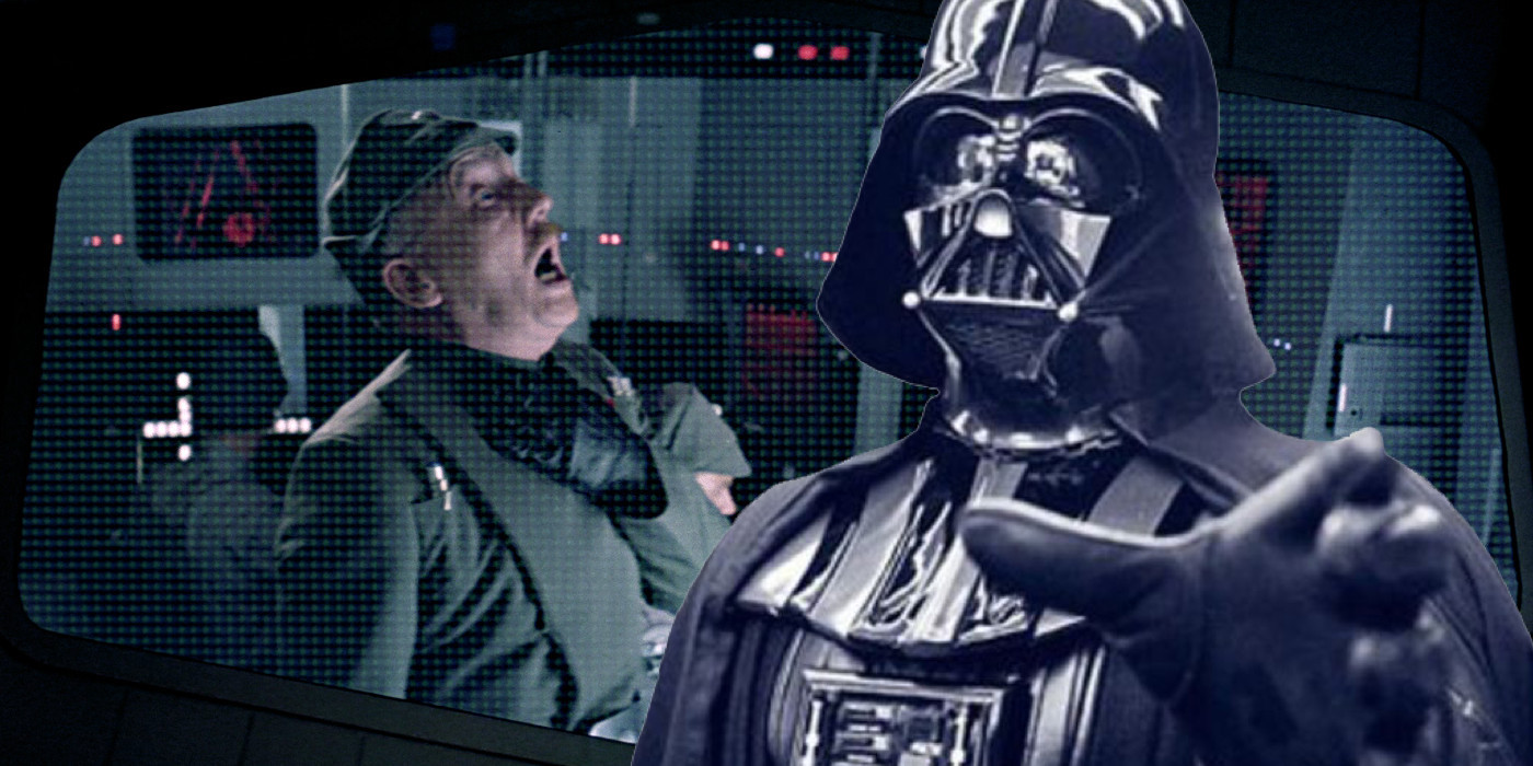 Star Wars: 15 Times Darth Vader Showed Us The True Power Of The Dark Side