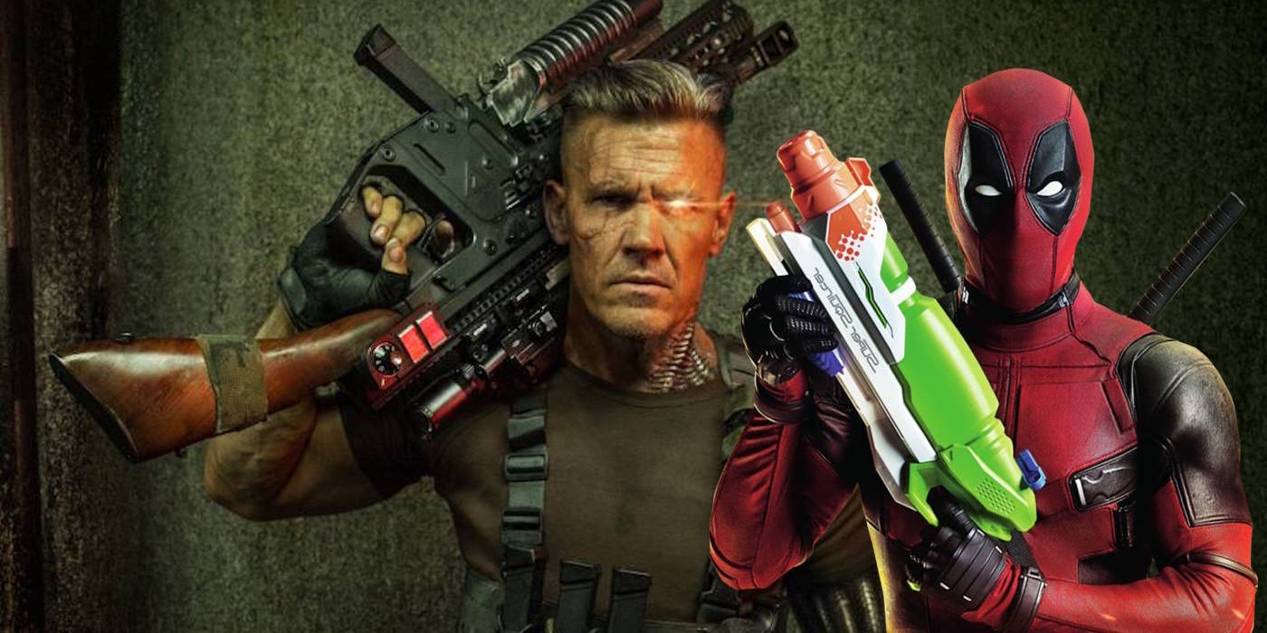 Cable Deadpool 2