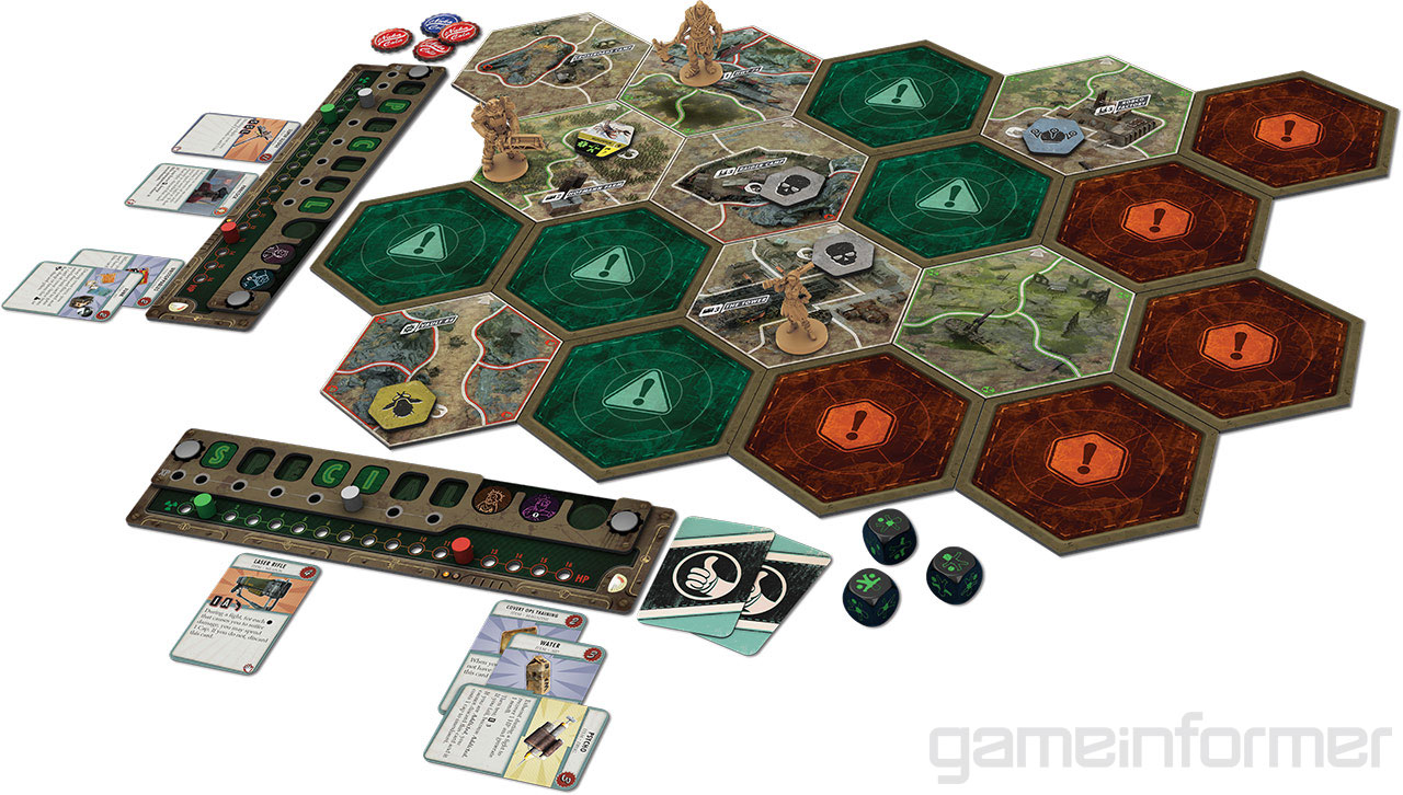 Fallout board game 1