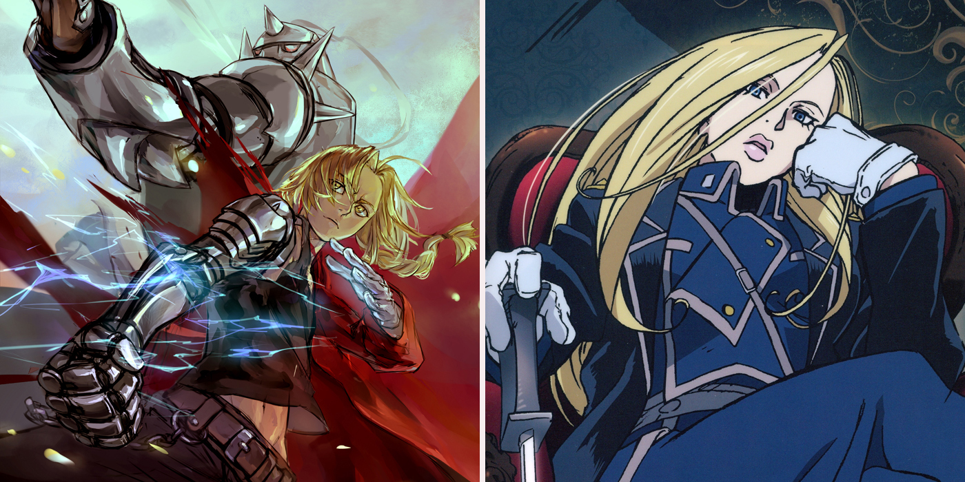 Interesting Facts About Fullmetal Alchemist | Screen Rant