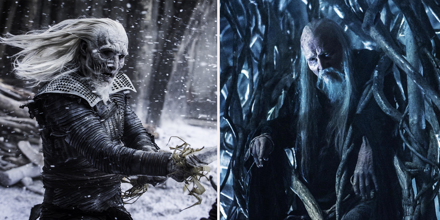 Game Of Thrones: Facts About The White Walkers | Screen Rant