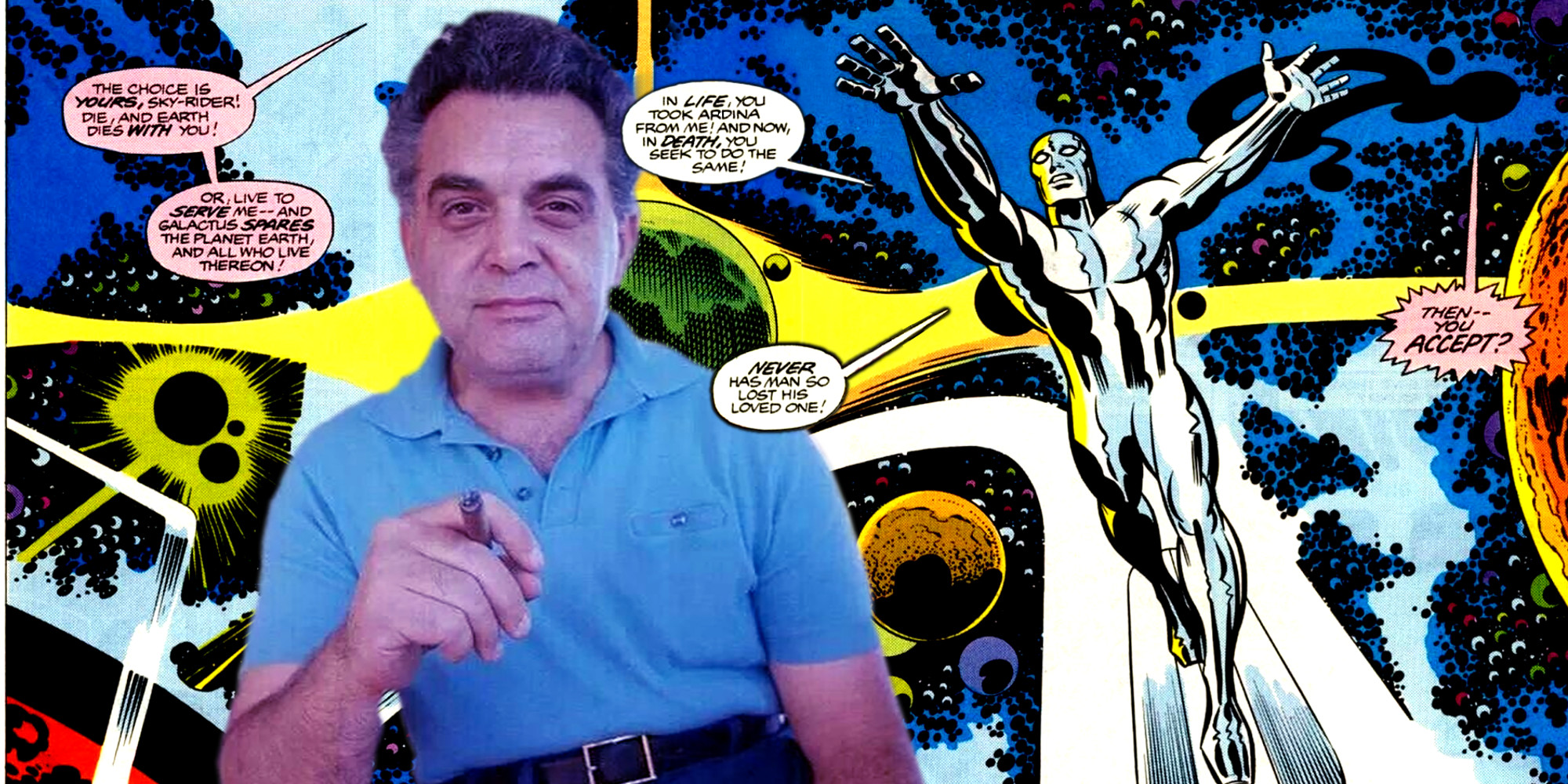 Image result for jack kirby