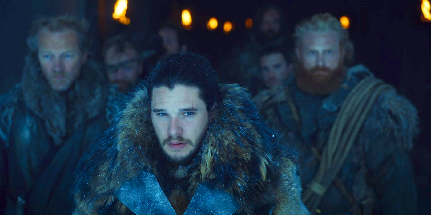 Jon Snow leads Game of Thrones' Suicide Squad-like team