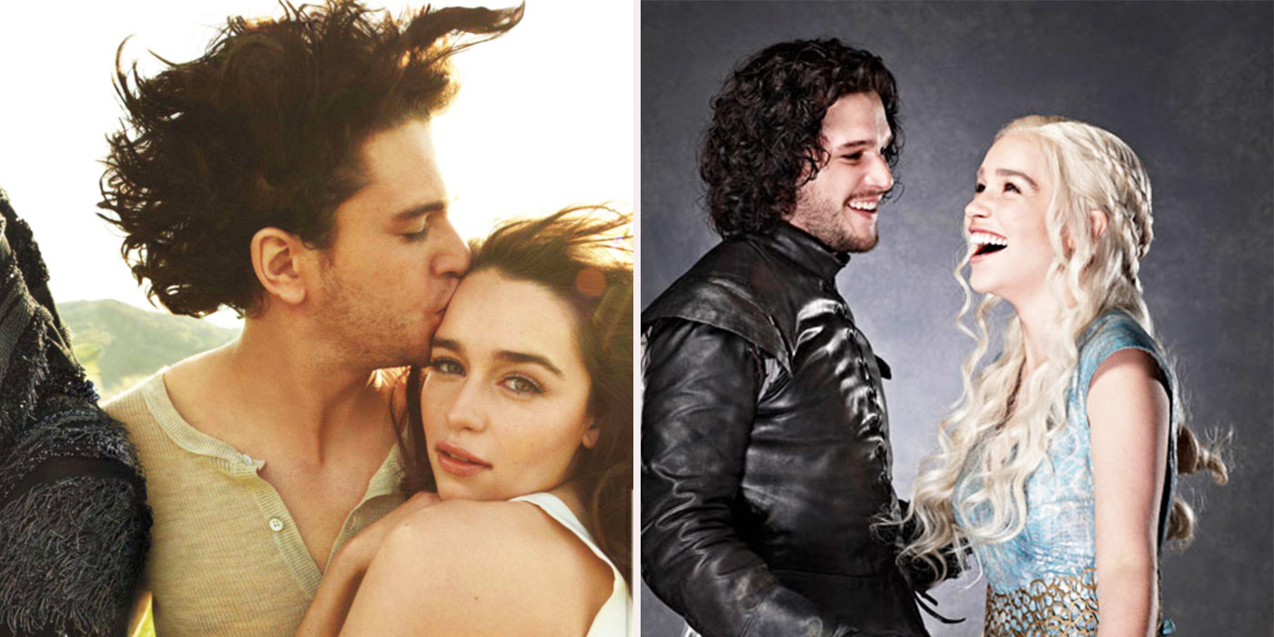 Game Of Thrones Daenerys And Jon Are Related | Screen Rant