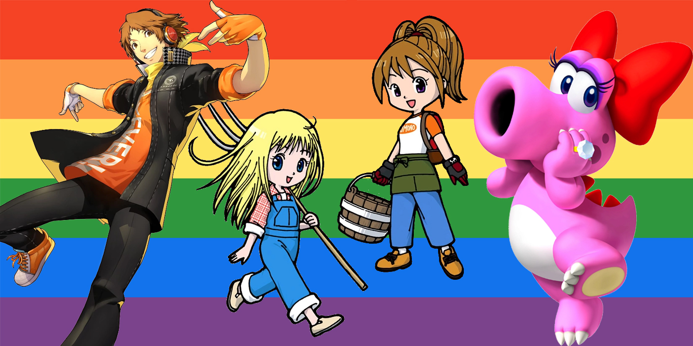 15 LGBTQ Characters You Didn't Know Were Censored In Video Games