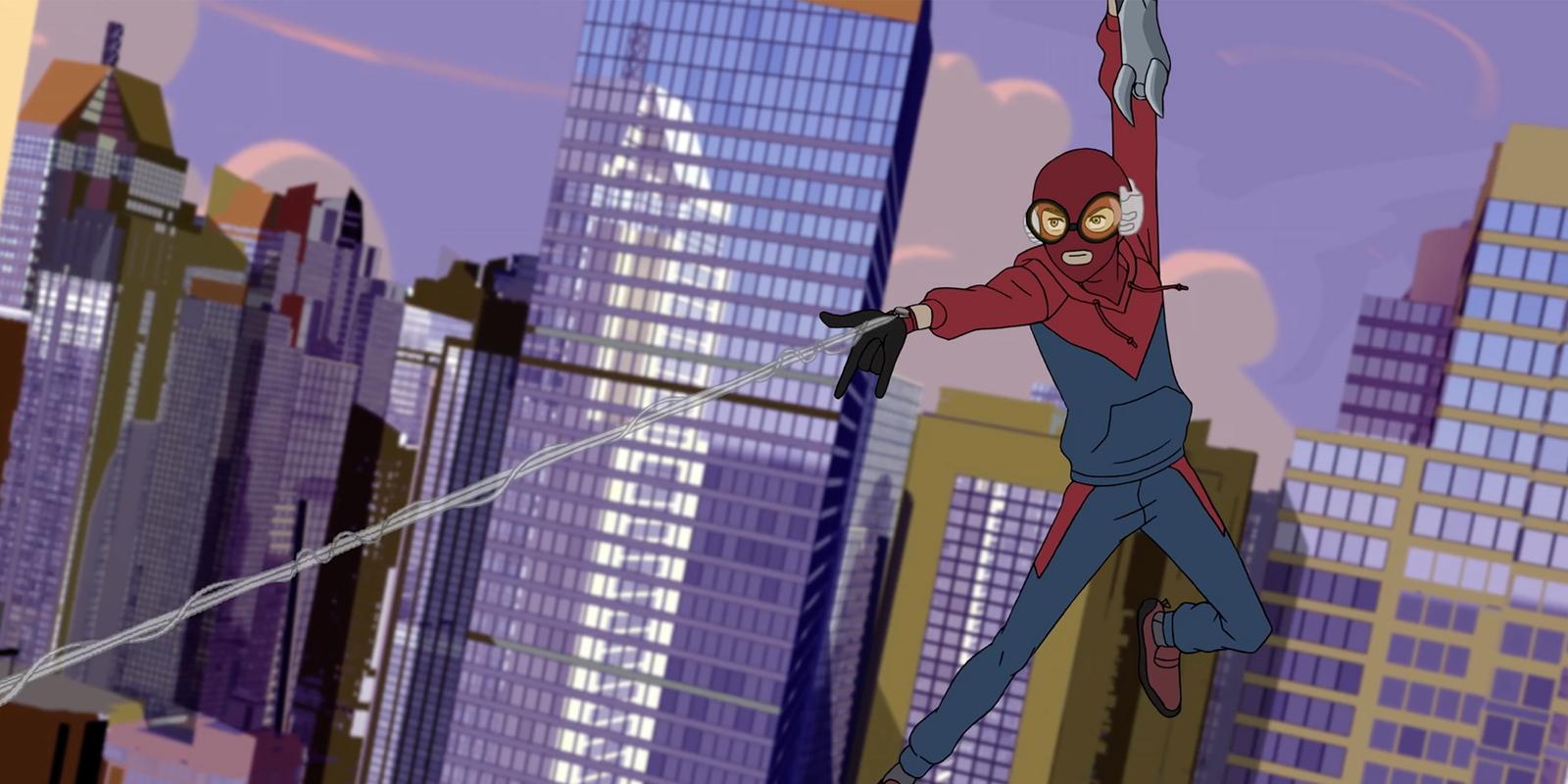 Marvel's Spider-Man Premiere Disney