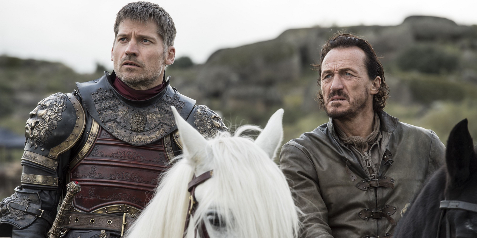 Nikolaj Coster-Waldau, Jerome Flynn Game of Thrones Season 7 Episode 4