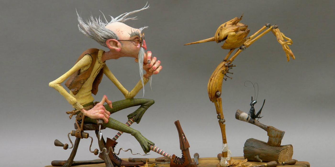 Guillermo Del Toro Hopes To Make Pinocchio Screen Rant