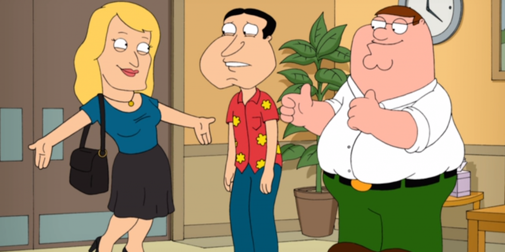 15 Times Family Guy Went Way Too Far Screenrant